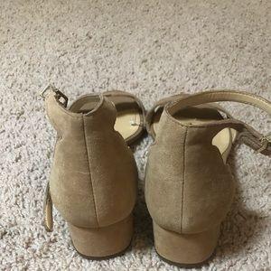 e33417f75 Sam Edelman Shoes - Sam Edelman inara scalloped block heels